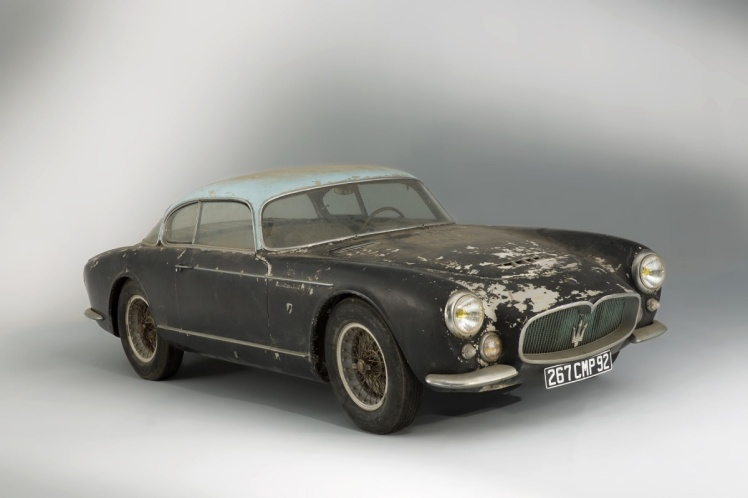 Maserati A6G Frua Berlinetta