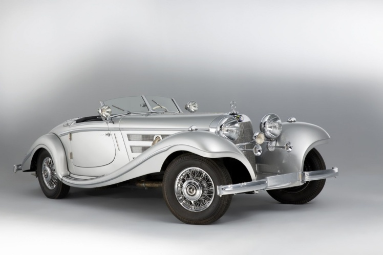 Mercedes Benz 540K Special Roadster