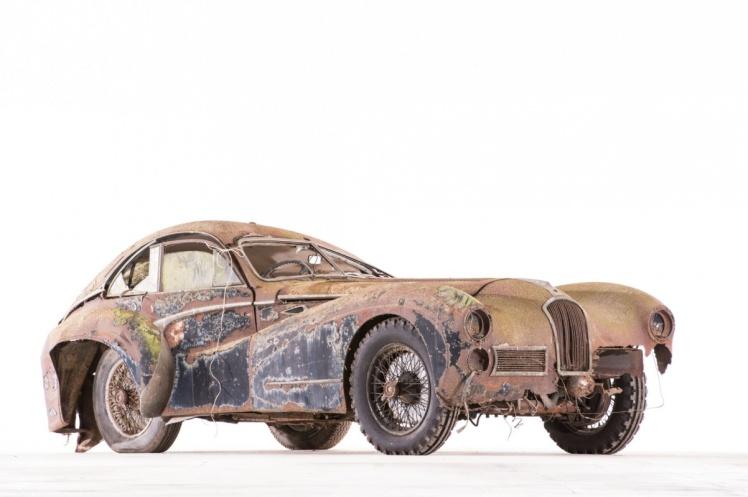 1949 Talbot Lago T26 Grand Sport SWB by Saoutchik