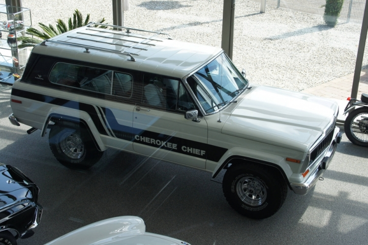 1981 Cherokee Chief