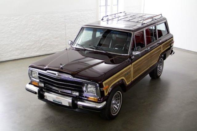 1991 Grand Wagoneer