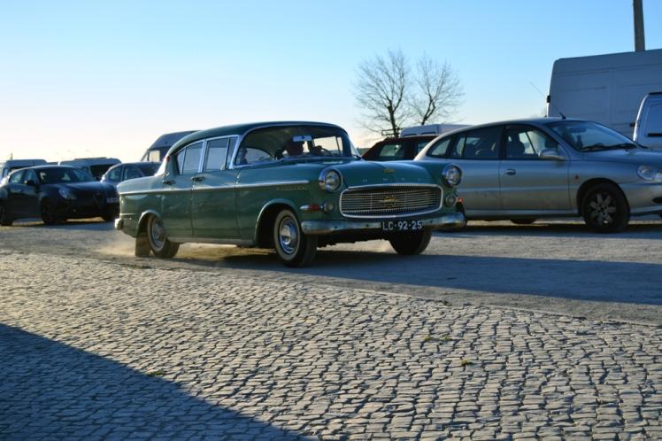 1958 Opel Kapitan