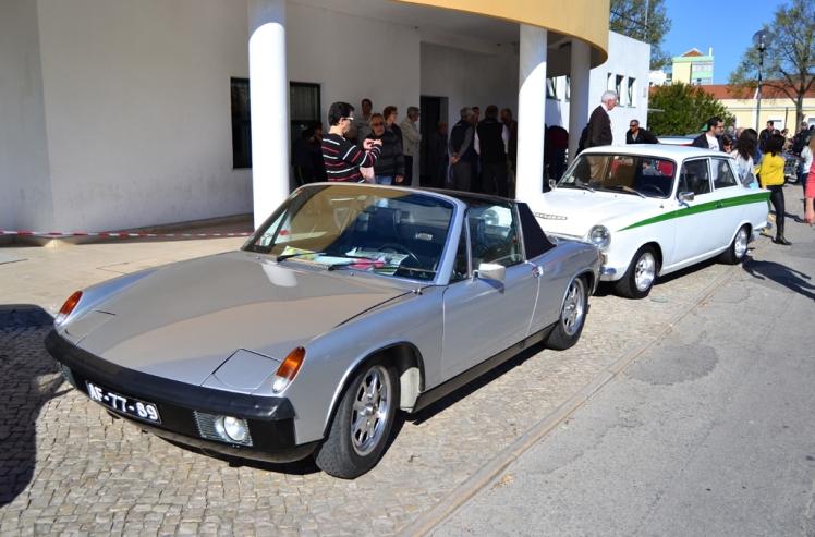 Porsche 914 Lotus Cortina