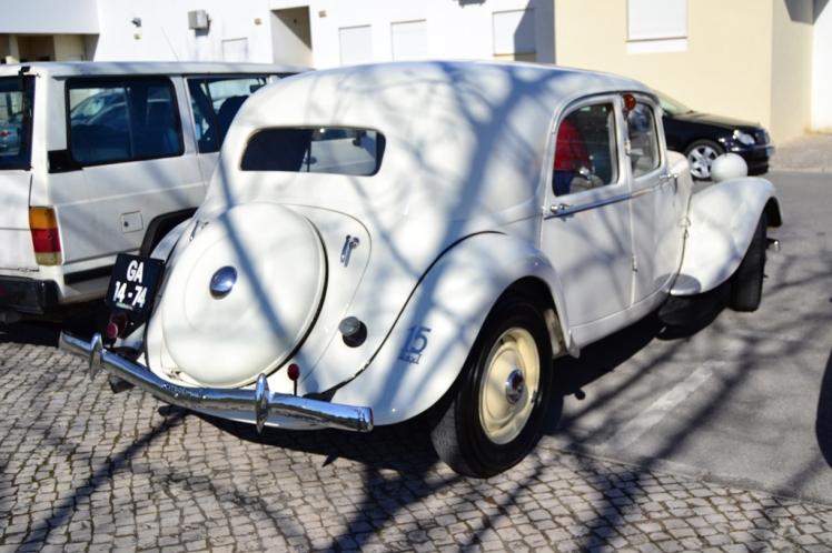 Citroen TA 15cv (rear)