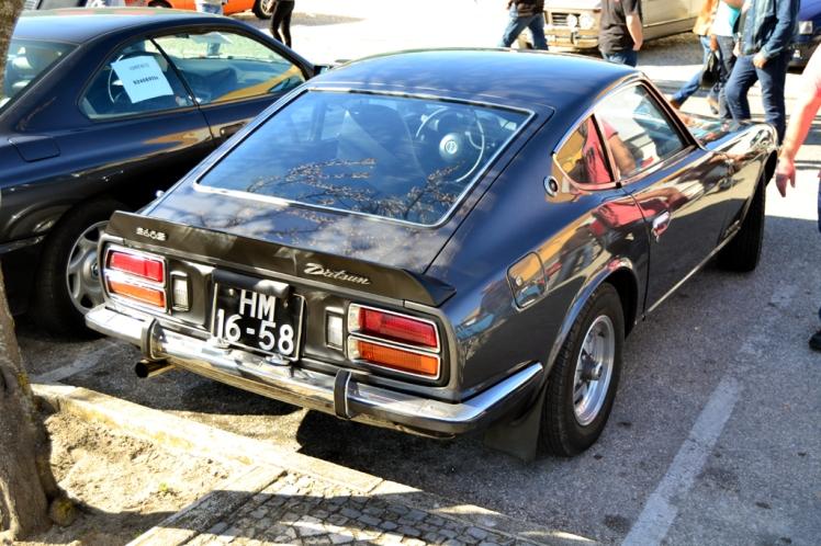 Datsun 260Z (rear)
