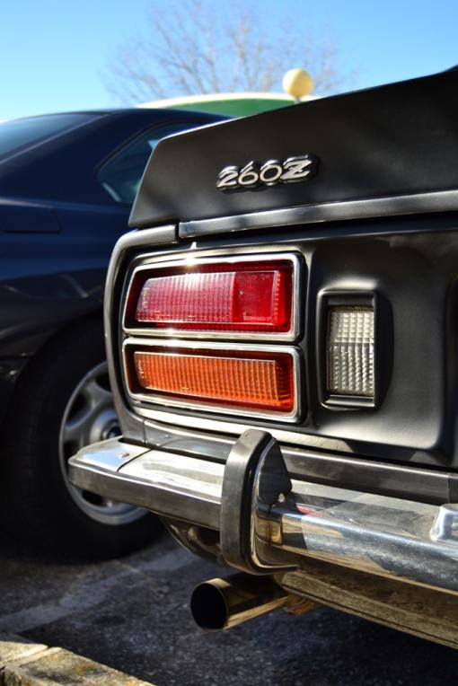 Datsun 260Z (tail light)