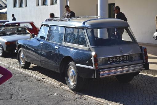 Citroen DS Safari (rear)