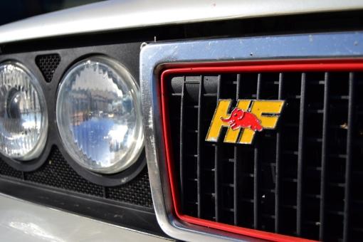 Lancia Delta Evo II (badge)