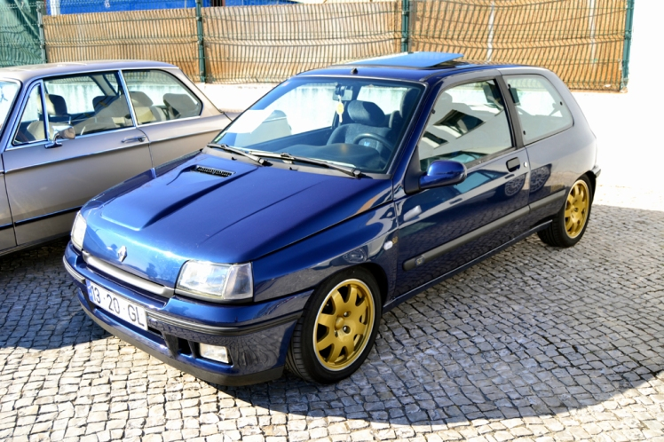 Renault Clio Williams 3
