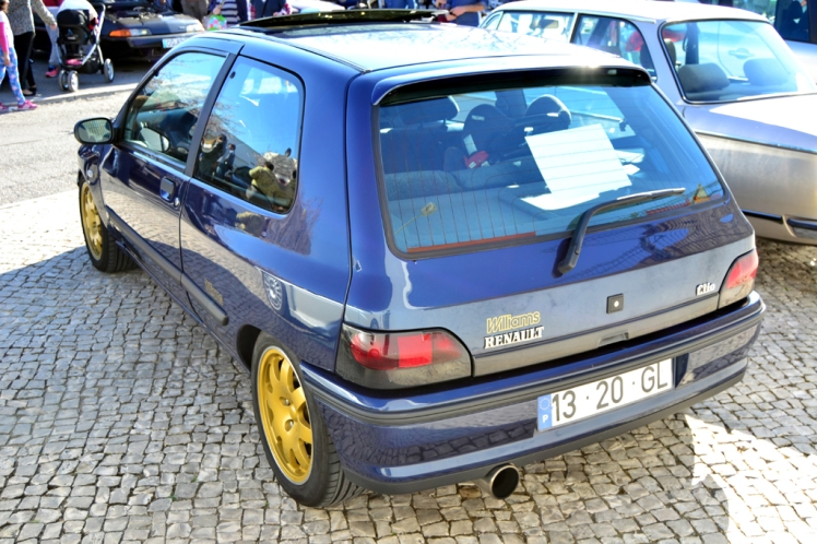 Renault Clio Williams 3 (rear)