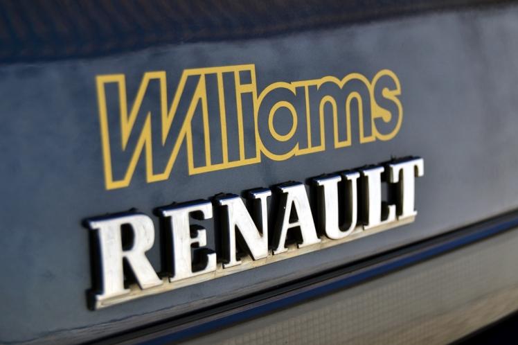 Renault Clio Williams 3 (badge)