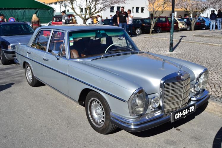 Mercedes Benz W108 Sedan