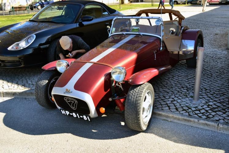 T&J Hornet Lotus 7