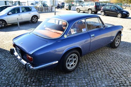 Alfa Romeo 1750 (rear)