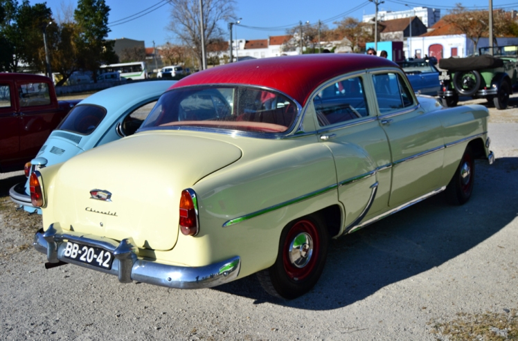 1954 Chevrolet Bel Air (rear)