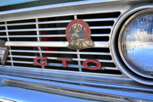 1964 Pontiac GTO Convertible (headlight)