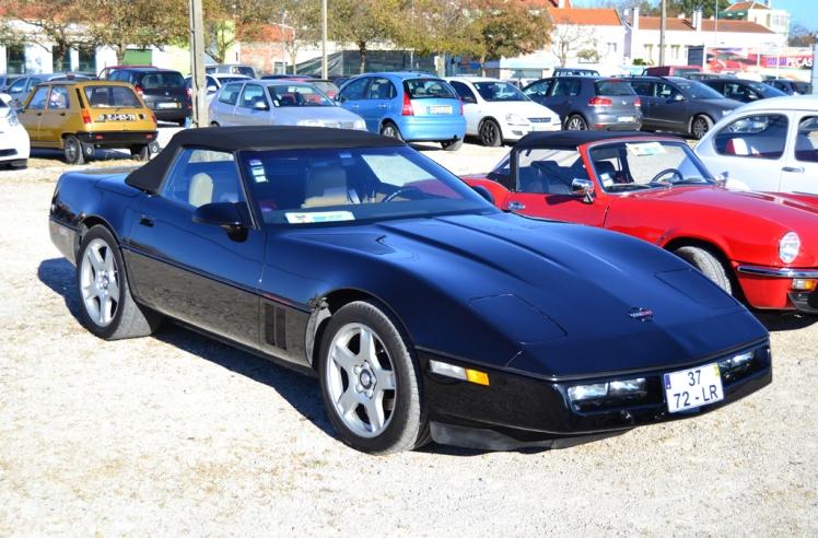 1986 Corvette C4 Convertible