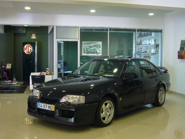 1992 Lotus Omega