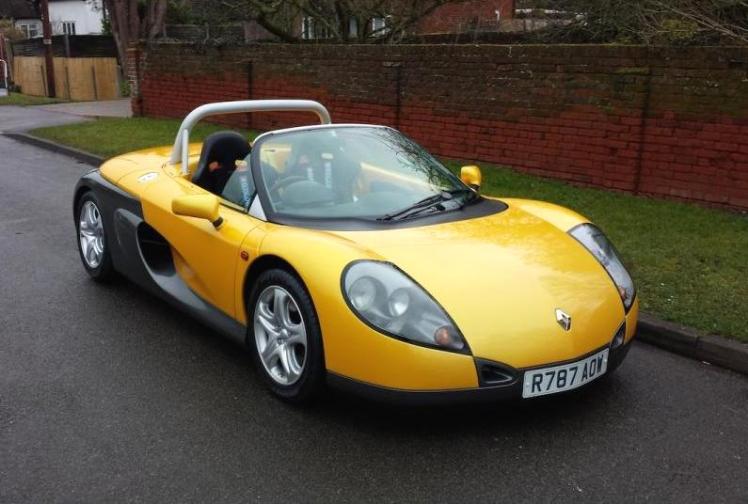 1998 Renault Spider