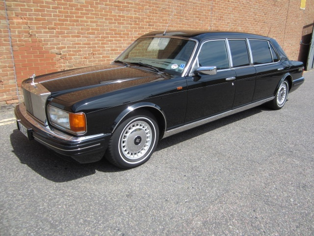 1998 Rolls Royce Silver Spur Limousine