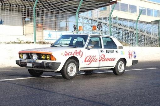 1979 Alfa Romeo Safety Car