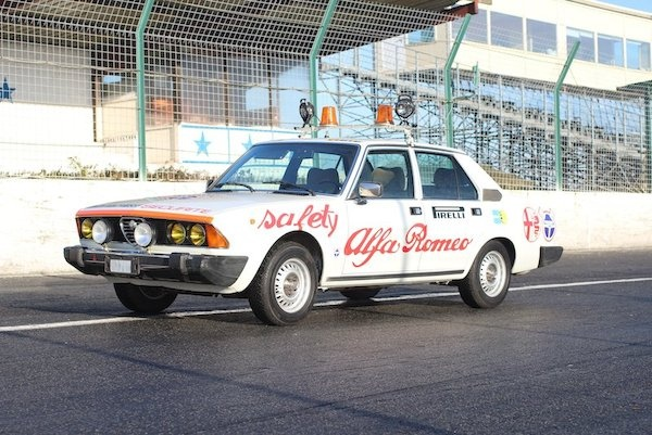 1979 Alfa Romeo Safety Car
