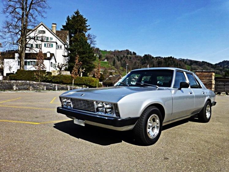 1979 Monteverdi Sierra