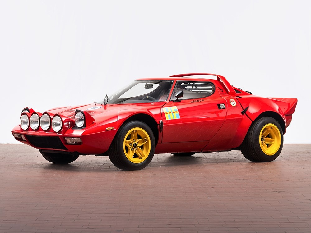 Lancia Stratos Rally Cars For Sale