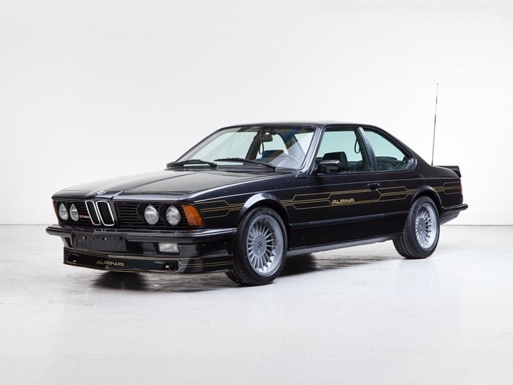 1986 ALpina B7