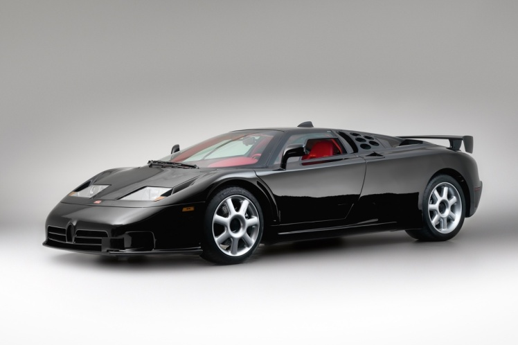 2000 Bugatti EB110 Super Sport