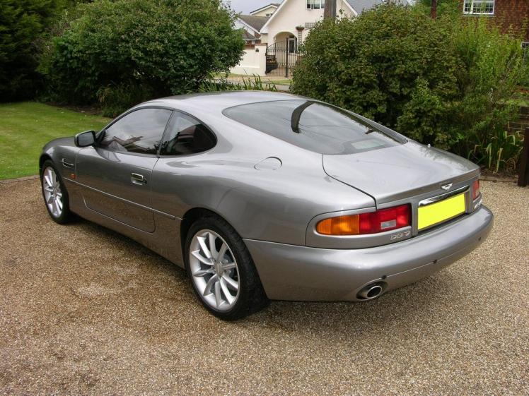 Aston Martin DB7 V12 Vantage