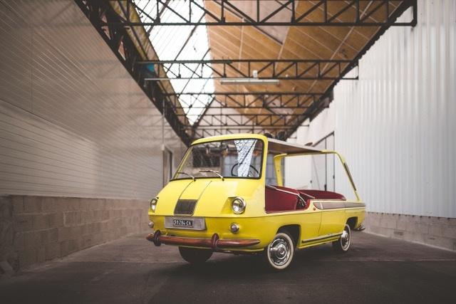 1958 Fiat Multipla Fissore Marinella