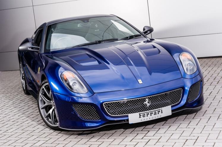 2012 Ferrari 599 GTO