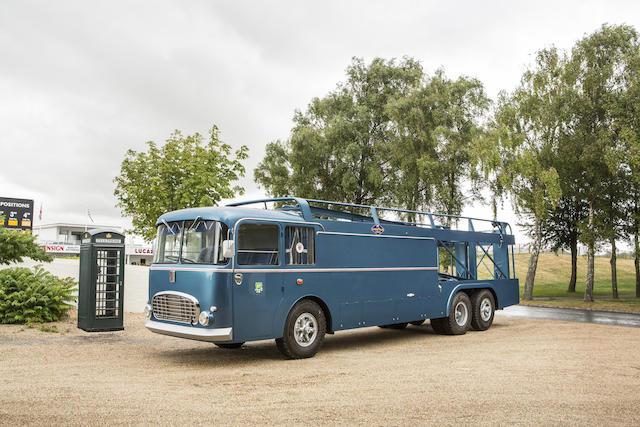Fiat-Bartoletti Tipo 642 Transporter