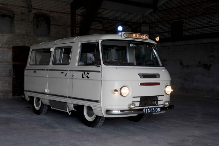 1962 Commer Van Ambulance