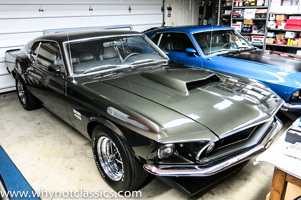 boss 429 for sale automotive views. Black Bedroom Furniture Sets. Home Design Ideas