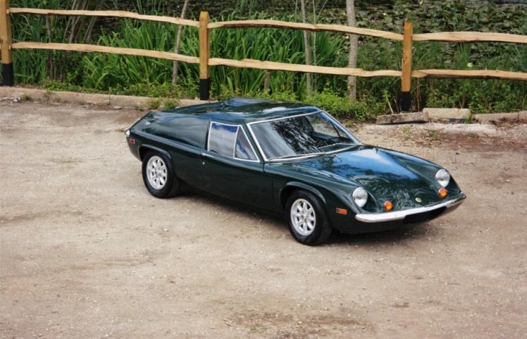 1970 Lotus Europa S2