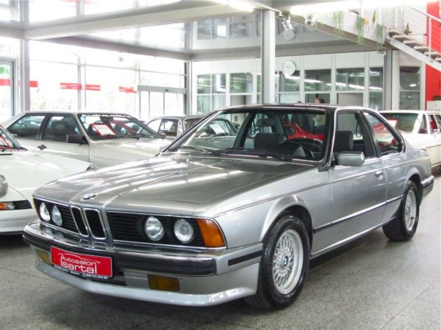 1987 BMW C35 CSi