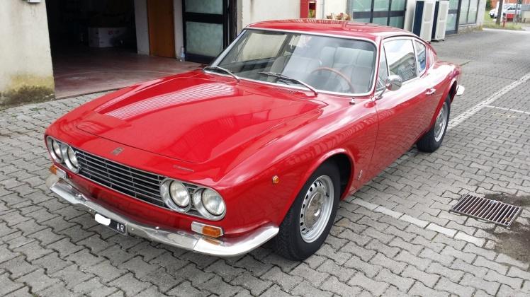 1968 OSI 20 M Coupe