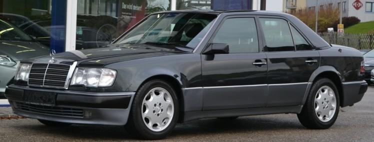 1993 Mercedes Benz 500E