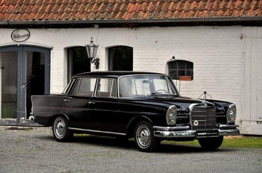 1965 Mercedes 220Sb Heckfloose