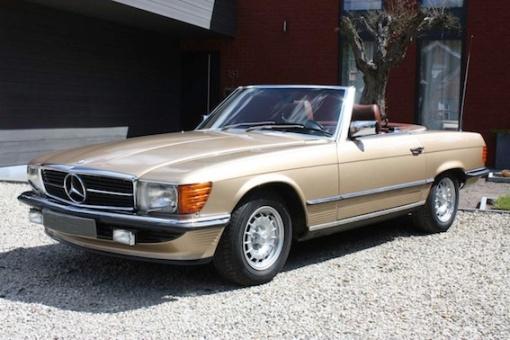 1981 Mercedes 280 SL
