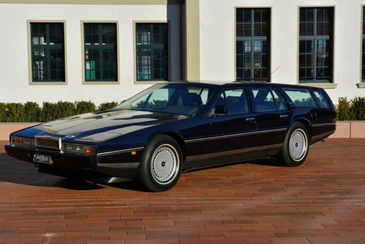 1987 Aston Martin Lagonda by Roos Engineering