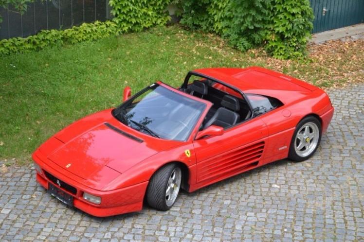 1995 Ferrari 348TS
