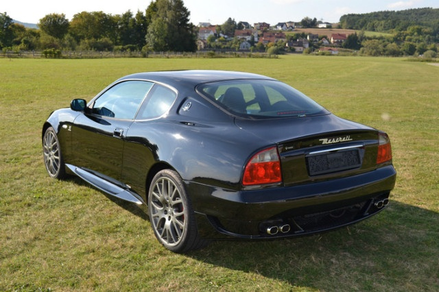 2007 Maserati GranSport