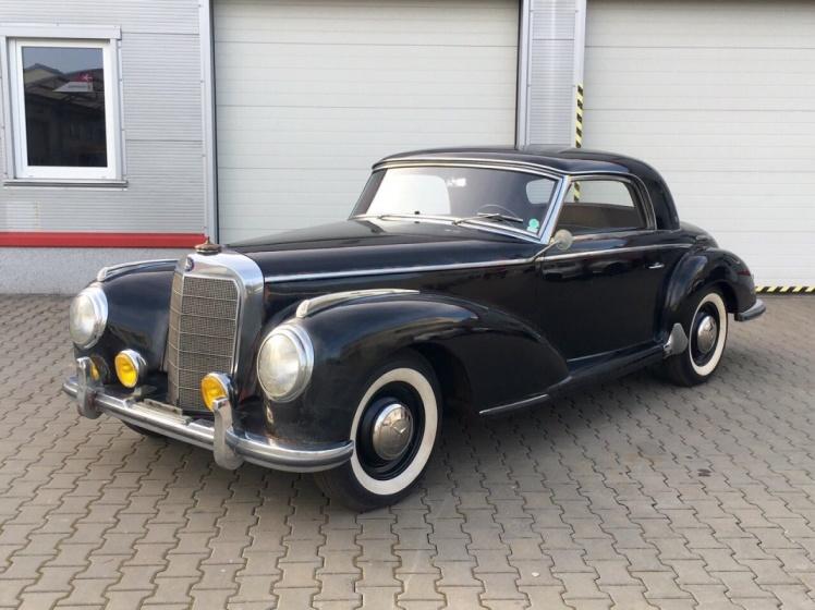 1955 Mercedes Benz 300S