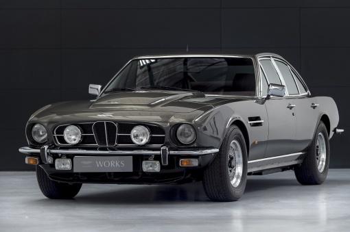 1974 Aston Martin V8 Lagonda