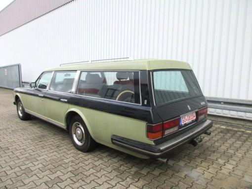 1984 Rolls Royce Silver Spirit Estate 2