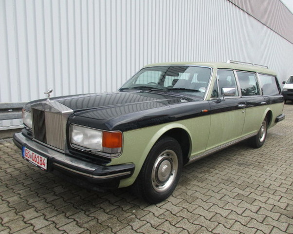 1984 Rolls Royce Silver Spirit Estate