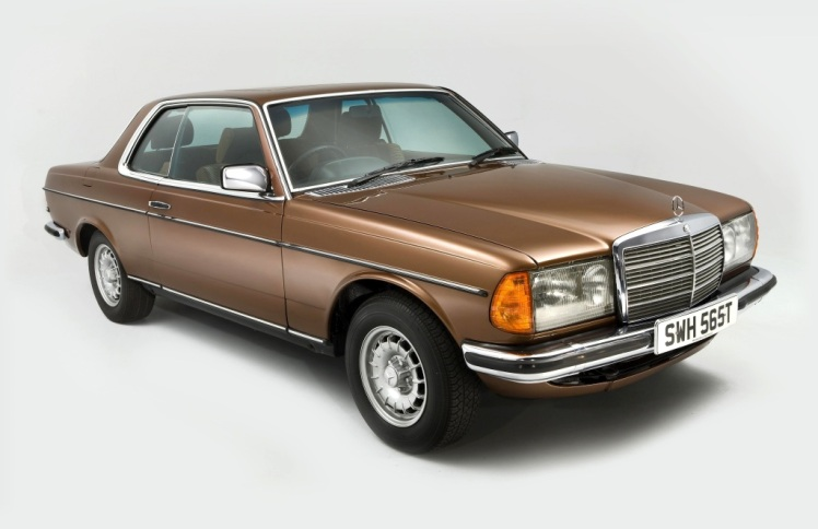 mMercedes-Benz 280 Coupe W123
